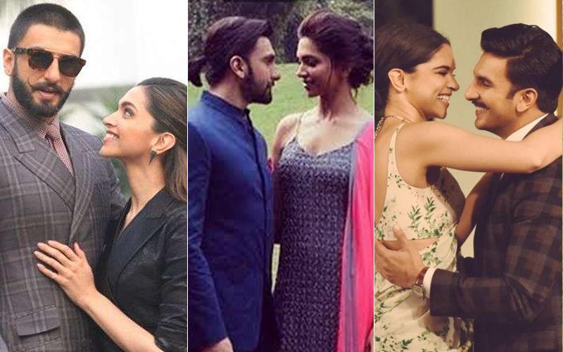 Deepika Padukone-Ranveer Singh Wedding: 7 Pictures Which Prove That DeepVeer Were Meant To Be