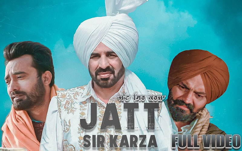 Punjabi Singer Jass Nijjar's New Song 'Jatt Sir Karja' is Out Now On PTC Network Channels