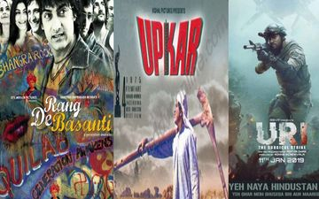 Rang De Basanti, Upkar, Amar Akbar Anthony, Uri And Swades; 5 Must-See Patriotic Films This Republic Day