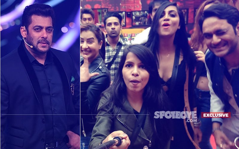 REVEALED: Salman Khan Did Something Special For Bigg Boss 11 Contestants Every Week
