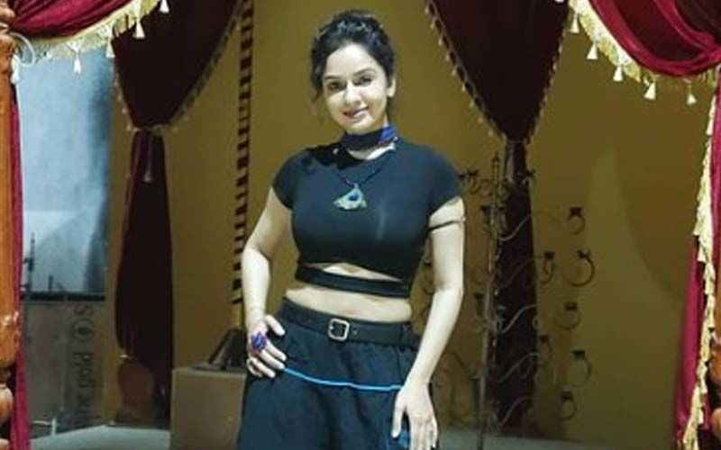 Sukhada Khandkekar Assumes The Look Of Dwarkabai In Peshwai Style Look