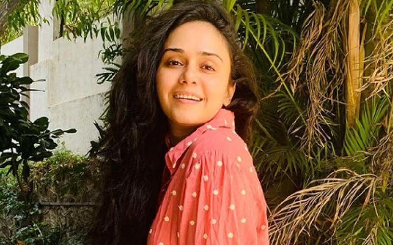 Amruta Khanvilkar Shines Like Summer In A Yellow Dress