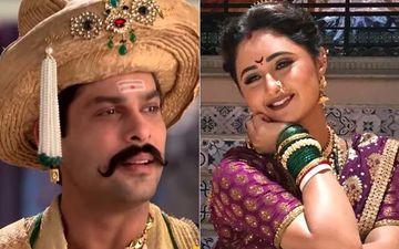When Rashami Desai Recreated Priyanka Chopra's Kashi Bai Avatar, While Sidharth Shukla Dressed As Bajirao In Dil Se Dil Tak
