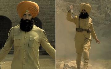 फिल्म केसरी का नया गाना 'आज सिंह गरजेगा' आया सामने, शेर की तरह दहाड़ते दिखे अक्षय कुमार