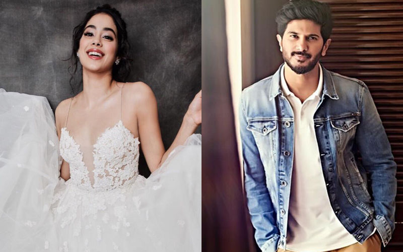 Janhvi Kapoor To Romance Dulquer Salmaan In The Gunjan Saxena Biopic?