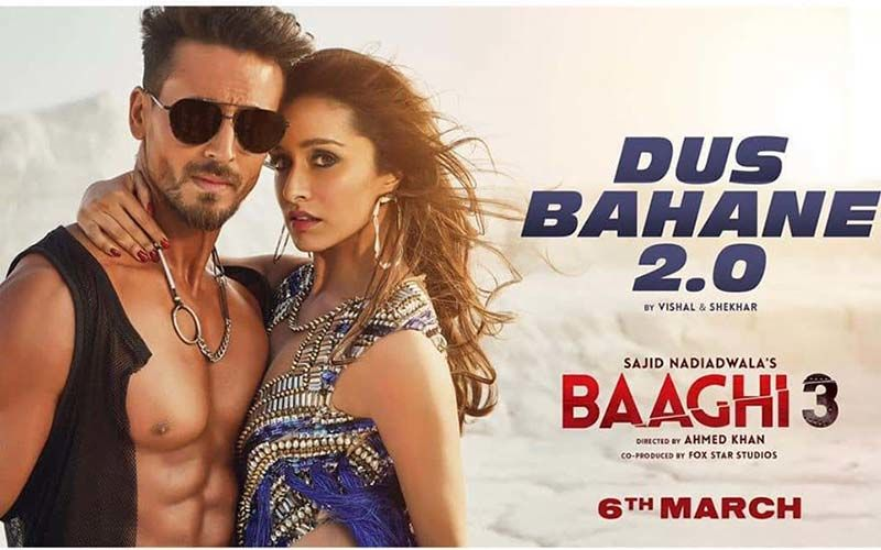 Baaghi 3 Song Dus Bahane 2 Teaser: Tiger Shroff- Shraddha Kapoor Give A Glimpse Of The Party Anthem