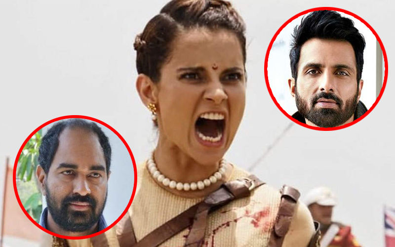 "Kangana Ranaut Calls Out To Krish, Sonu Sood And Those Complaining, Says, ""Stop Crying, Jealousy Won't Help You"""