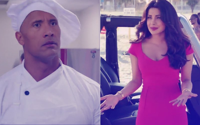 BAYWATCH TRAILER: Dwayne Johnson Warns Priyanka Chopra, But She Is Not Intimidated