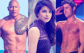 "Priyanka Chopra Gets Awkward When Asked, ""Who Has A Bigger D**k - Rock Or Zac Efron?"""