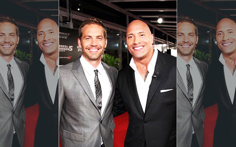 Dwayne Johnson Pays Tribute To Late Friend Paul Walker With A Heartwarming Post On His Birth Anniversary