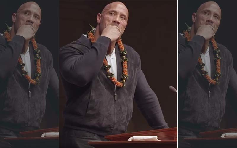 Dwayne 'The Rock' Johnson Shares Emotional Speech From His Late Father Rocky Johnson's Funeral Service-WATCH