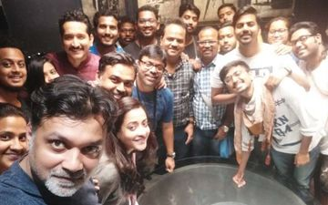 Dwitiyo Purush: Srijit Mukherji Wraps Up Shooting, Shares Pictures On Twitter