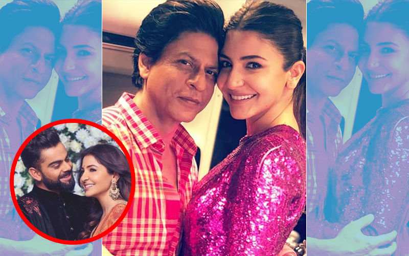 "In Anushka Sharma's Presence, Shah Rukh Khan Refuses Naming Cricketers Dismissed On Zero: ""Pata Nahi Kya Kiske Saath Baitha Hoon!"""