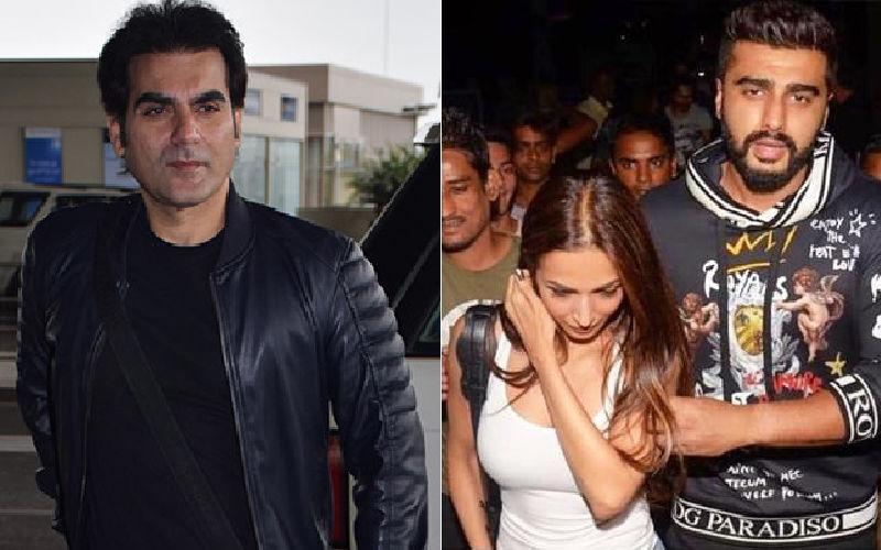 Arbaaz Khan Has An EPIC Response On Questions Of Malaika Arora And Arjun Kapoor's April Wedding