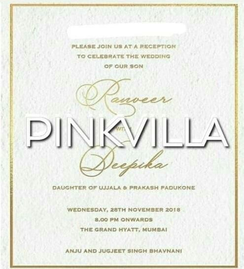 Ranveer Singh Deepika Padukone Wedding Only We Got It Right