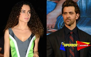 Kangana Refuses to Fire the Next Salvo at Hrithik
