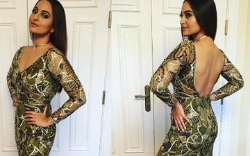 IIFA Fever: Sonakshi brings sexy back