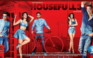 Housefull 3 continues its steady run at box-office