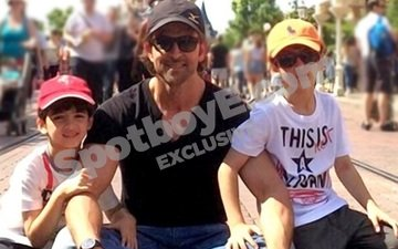 Hrithik gifts swanky set of wheels to kids Hridhaan and Hrehaan