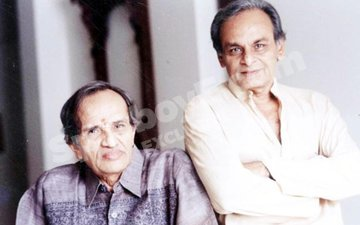 Anandji was in the hospital for a month!