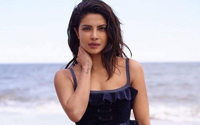 Video: First Look At Priyanka Chopra's Ventilator