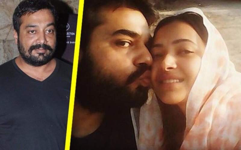 Anurag Kashyap played Cupid in Makdee girl Shweta's love story