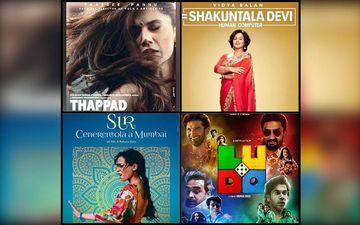 7 Best Bollywood Films Of 2020: Ludo, Sir, Gunjan Saxena, Thappad, Shakuntala Devi And More That Hit The Bullseye