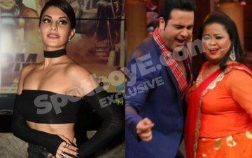 Jacqueline refuses to be 'insulted' by Krushna & Bharti