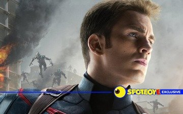 Chris Evans: In Captain America- Civil War, Steve Rogers realizes that he can trust no one!