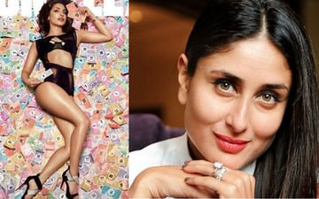 Priyanka Poses like A Boss for a Magazine Cover, Bebo's Flower Power Gown Is Everything