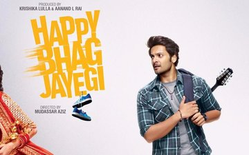 Here is Ali Fazal's look from Happy Bhag Jayegi
