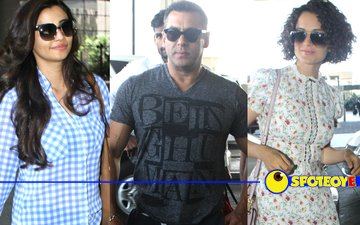 Check Out Sultan Salman rock the Casual Airport Look