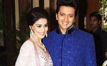 Just in: Riteish-Genelia reveal their newborn son's name