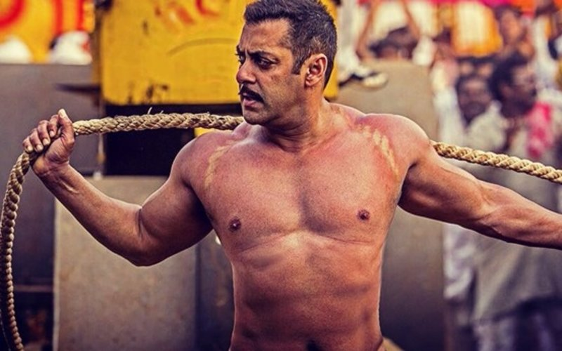 Salman gives a 5-minute sneak peek into Sultan