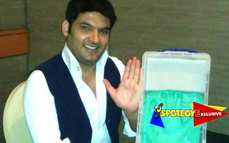 SENSATIONAL: Kapil Sharma's Wax Statue at Madame Tussauds