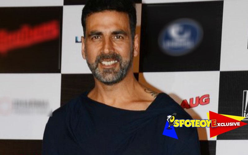 Akshay Kumar's next announcement