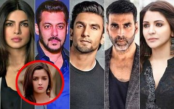 Pulwama Terror Attack: Priyanka Chopra, Alia Bhatt, Ranveer Singh, Anushka Sharma, Salman Khan, Akshay Kumar Mourn The Death Of Indian Soldiers