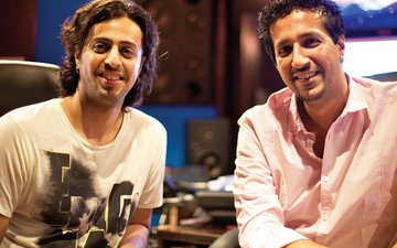 Salim-Sulaiman team up with legendary Sufi singer Abida Parveen