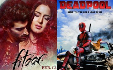 DEAD: Fitoor shows allocated to Deadpool