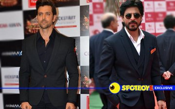 When Hrithik almost lost an ad to SRK