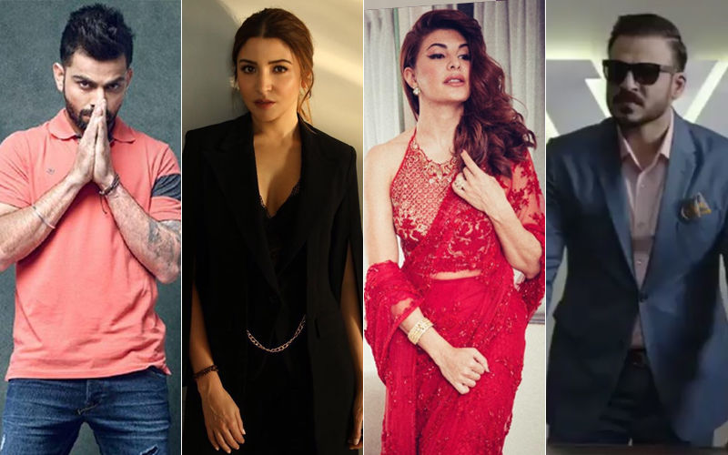 Sri Lanka Easter Sunday Blasts: Anushka Sharma, Virat Kohli, Jacqueline Fernandes, Vivek Oberoi Strongly Condemn The Terror Attack