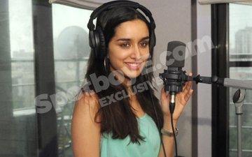 Shraddha Kapoor to sing for OK Jaanu?