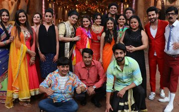 TV SPOILER: Leading Stars From Colors Get Roasted By Krushna Abhishek, Bharti Singh And Team