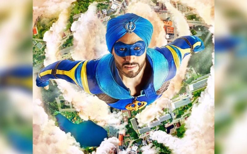Movie Review: A Flying Jatt…Here's One Helluva Bumpy Flight