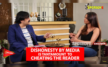 Ankita Lokhande's SpotboyE Interview DISTORTED: Where Is Entertainment Journalism On The Web Headed?