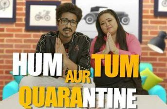 Hum Tum Aur Quarantine: Bharti Singh And Haarsh Limbachiyaa All Set To Entertain Fans With A Homemade Comedy Show