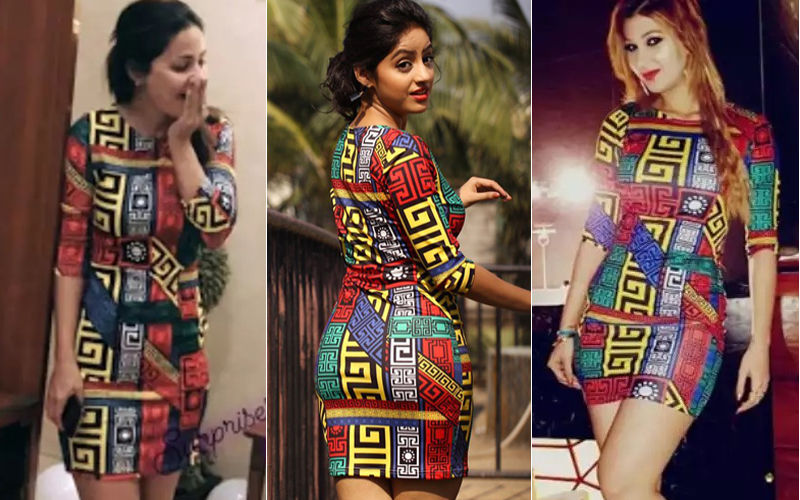 After Hina Khan And Jasleen Matharu, Deepika Singh Goyal Wears The Same Dress