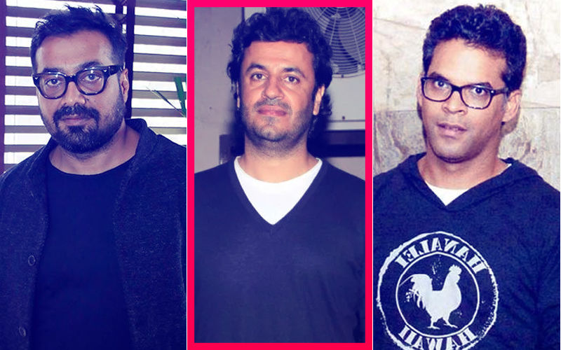 "Vikramaditya Motwane Calls Vikas Bahl 'Sexual Offender'; Anurag Kashyap Says, ""We Didn't Have Clause For Misconduct, I'm Unfit To Run A Company"""