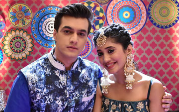 Yeh Rishta Kya Kehlata Hai: Kartik-Naira's Love-Filled Mehendi Ceremony. Pics Inside