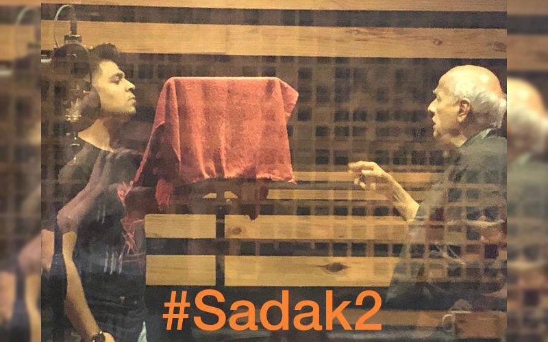 Ankit Tiwari Begins Work On Sadak 2 For The Special Man in His Life, Mahesh Bhatt